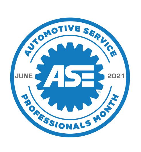 Automotive Service Professionals Month Materials