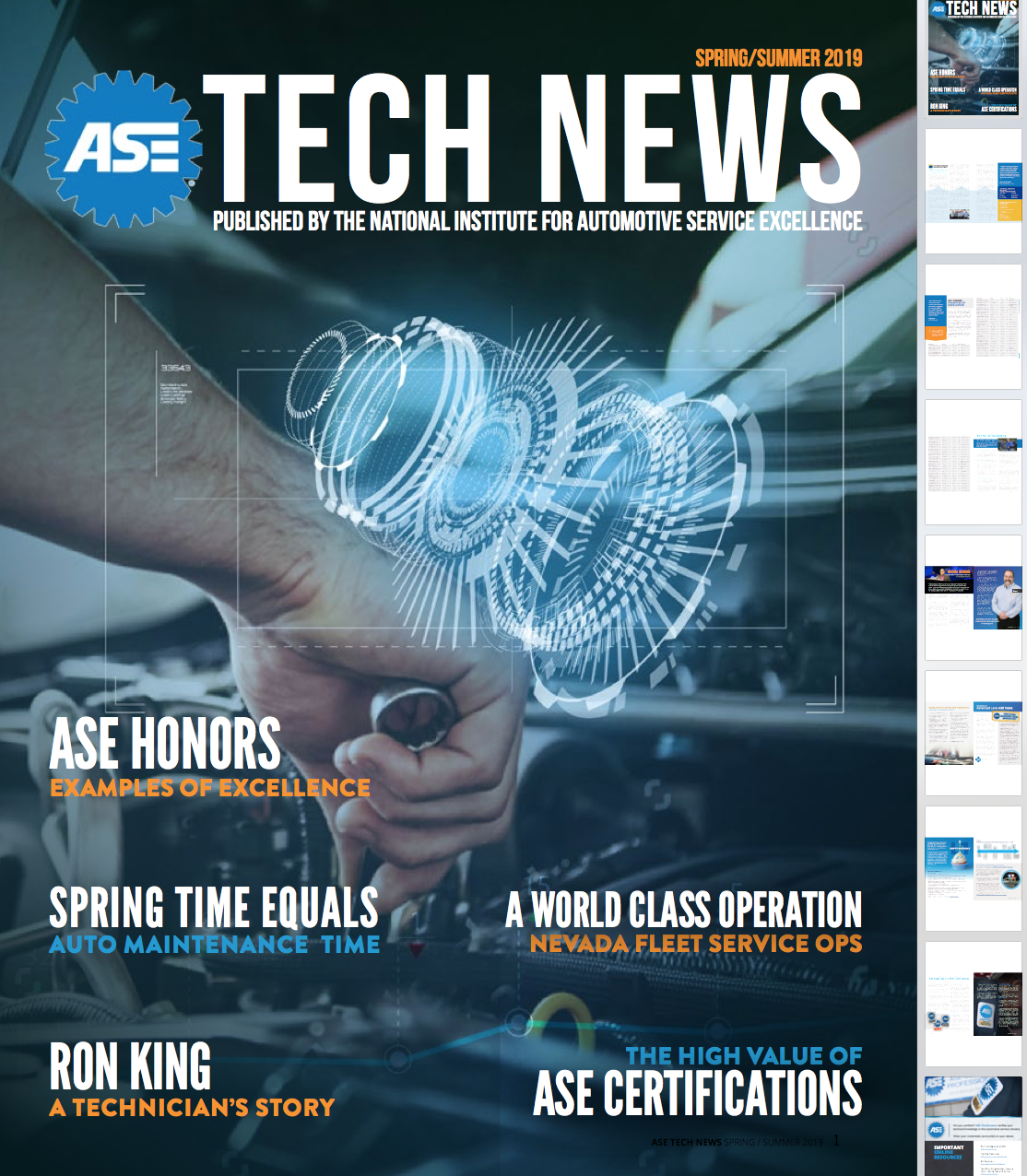 ASE Tech News
